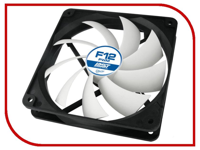 Купить Вентилятор Arctic Cooling F12 PWM Rev.2 AFACO-120P2-GBA01 120mm