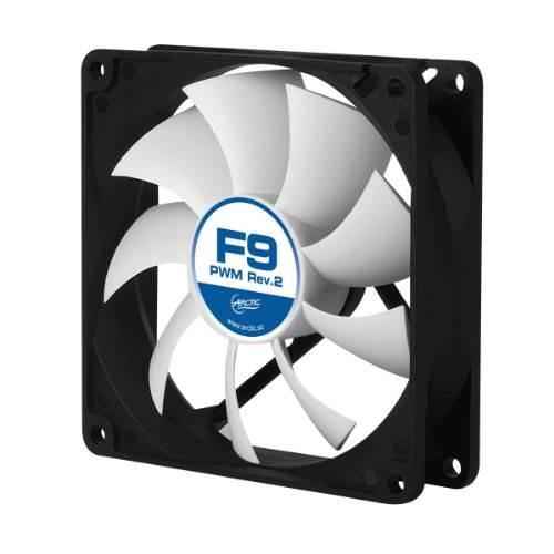 Вентилятор Arctic Cooling F9 Rev.2 90mm PWM AFACO-090P2-GBA01