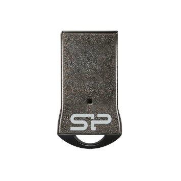 Фото - USB Flash Drive 32Gb - Silicon Power Touch T01 Black SP032GBUF2T01V1K usb flash drive silicon power sp xdrive z50 64gb
