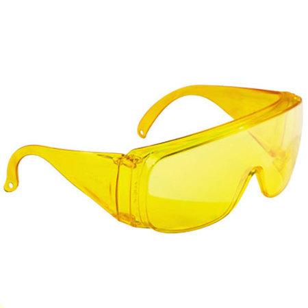 очки защитные kraftool expert 11009 55627 Очки защитные СибрТех 89157 Yellow