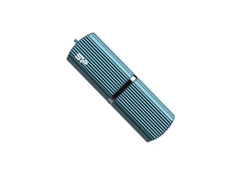 Фото - USB Flash Drive 64Gb - Silicon Power Marvel M50 USB 3.0 Blue SP064GBUF3M50V1B usb flash drive silicon power sp xdrive z50 64gb