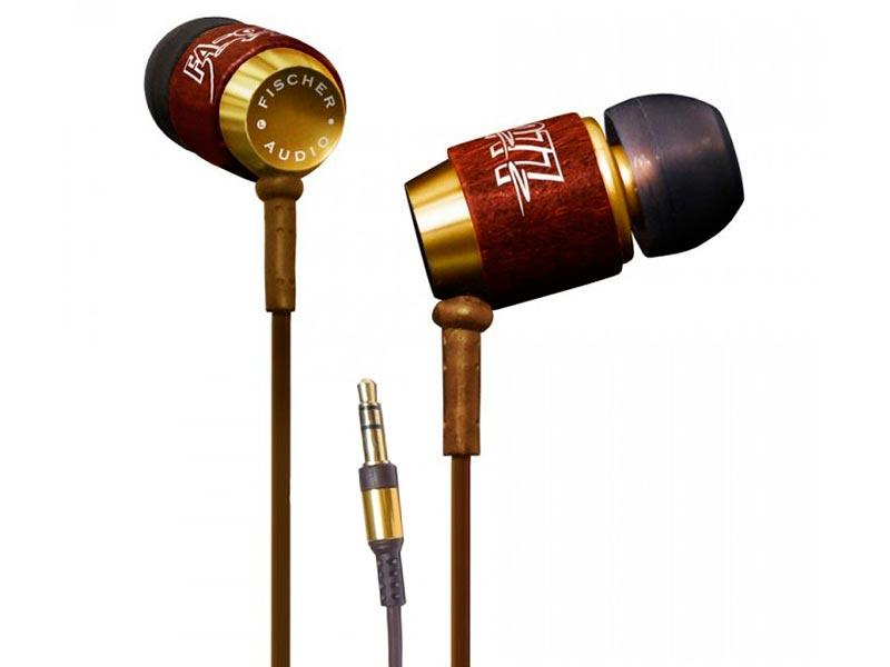 встраиваемый светильник 601 mr16 sn сатин никель Fischer Audio FA-977 Jazz