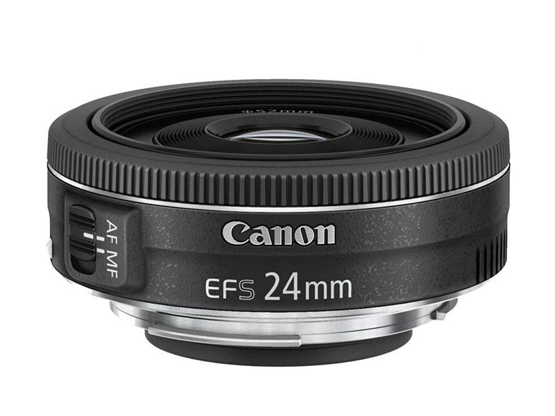весы напольные soehnle shape sense control 200 white 63858 Объектив Canon EF-S 24 mm f/2.8 STM