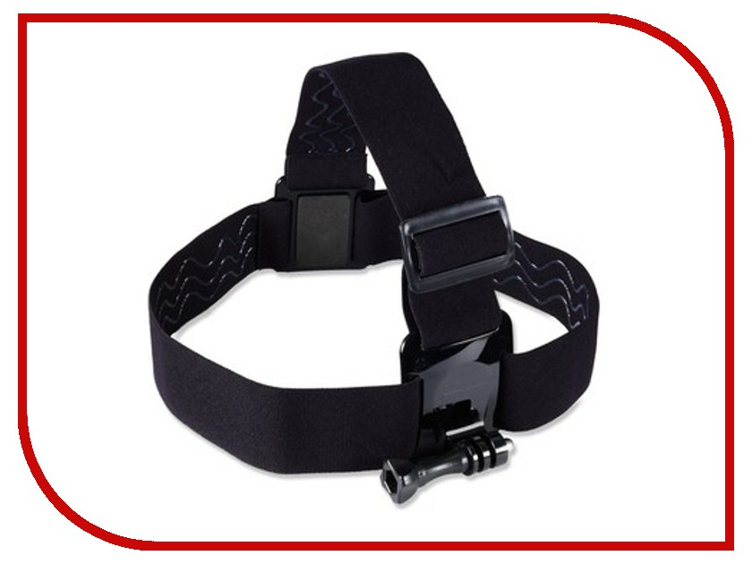 Купить Аксессуар Крепление на голову RedLine Head Strap Mount GHDS-RL001 для GoPro Hero