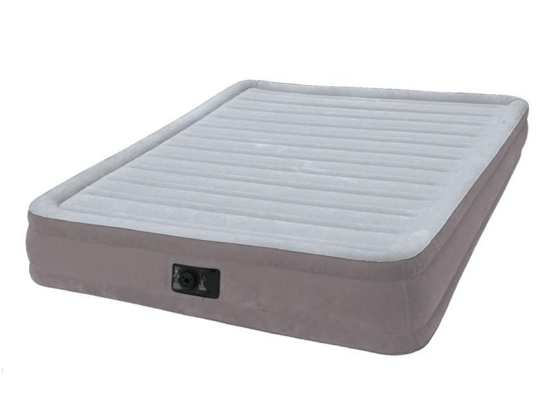 Купить Надувной матрас Intex Comfort-Plush 137x191x33cm 67768