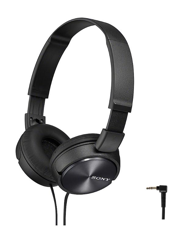 наушники sony mdr xd150w Sony MDR-ZX110 Black