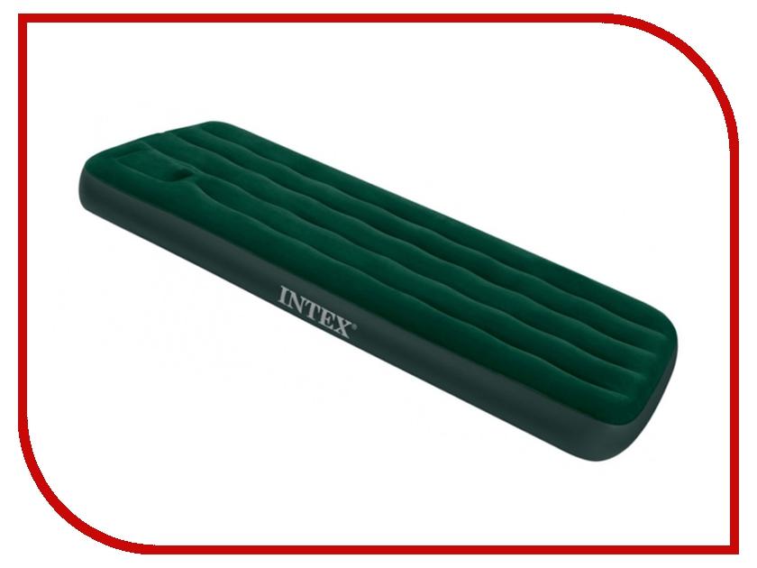 Купить Надувной матрас Intex 99x191x22cm + насос с66927