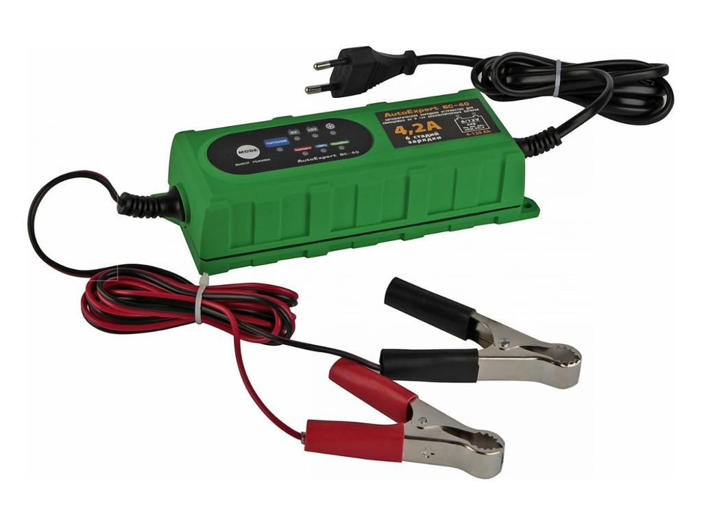 Фото - Зарядное устройство AutoExpert BC-40 зарядное устройство autoexpert bc 65
