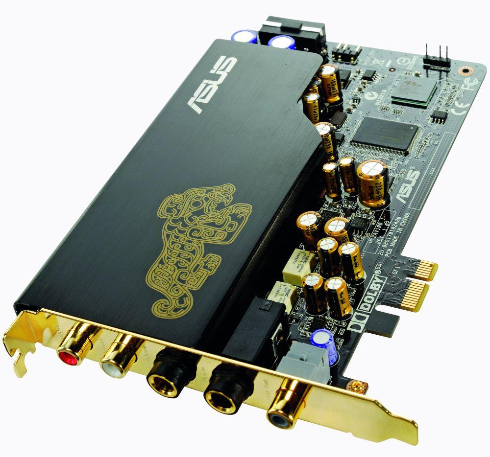 Купить Звуковая карта ASUS Xonar Essence STX II 7.1