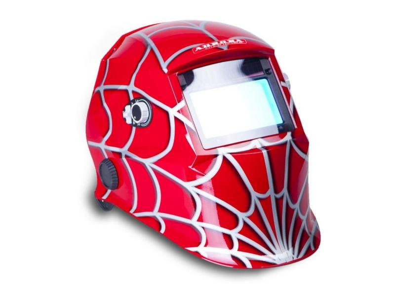 маска сварщика foxweld корунд black Маска сварщика Aurora Хамелеон SUN7 Spider