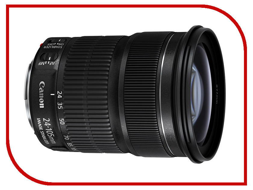 izmeritelplus.ru: Объектив Canon EF 24-105mm f/3.5-5.6 IS STM