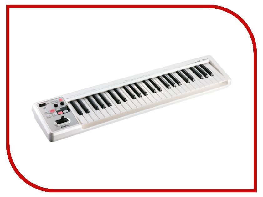 Купить MIDI-клавиатура Roland A-49 WH