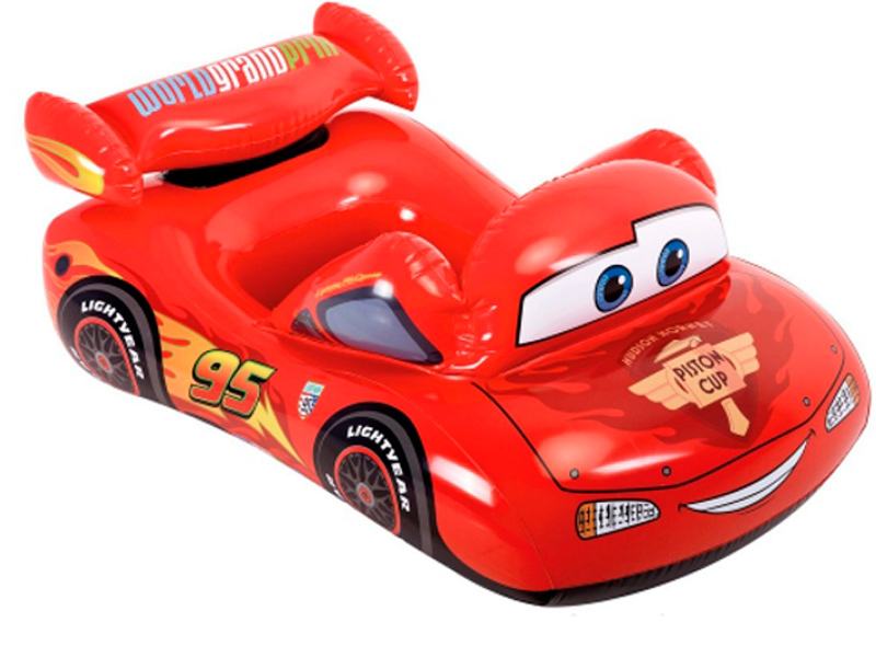 Надувная игрушка Intex Тачки 58391