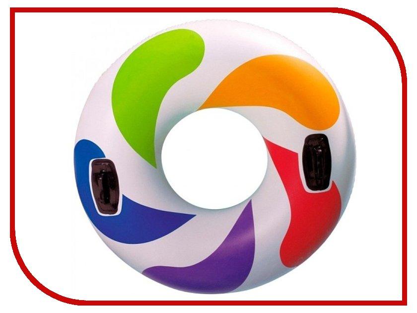 Купить Надувной круг Intex Цветной Водоворот 58202