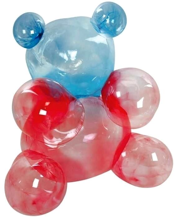 нелопающиеся мыльные пузыри с перчатками Игрушка Нелопающиеся немыльные пузыри Angry Bubbles HD199ST/557969