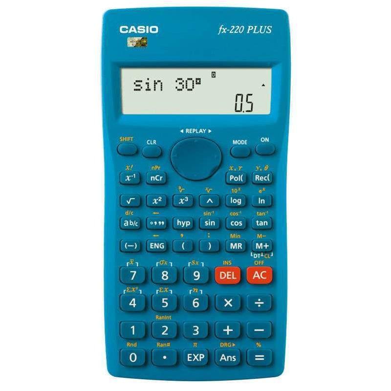 Калькулятор Casio FX-220PLUS-S-EH