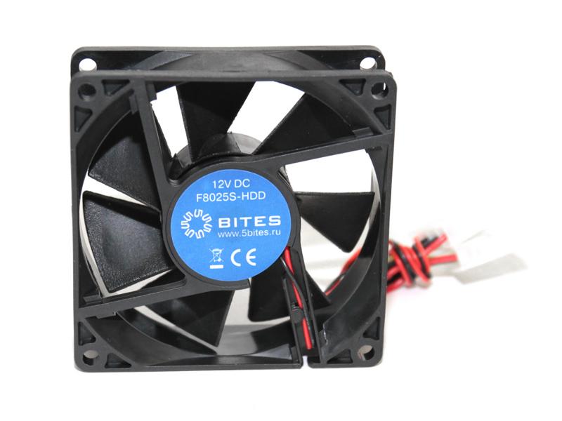 Вентилятор 5bites 80mm F8025S-HDD