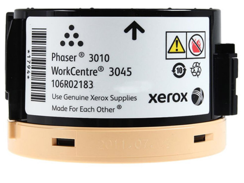 Картридж Xerox 106R02183 for Phaser 3010 / 3040 / WorkCentre 3045