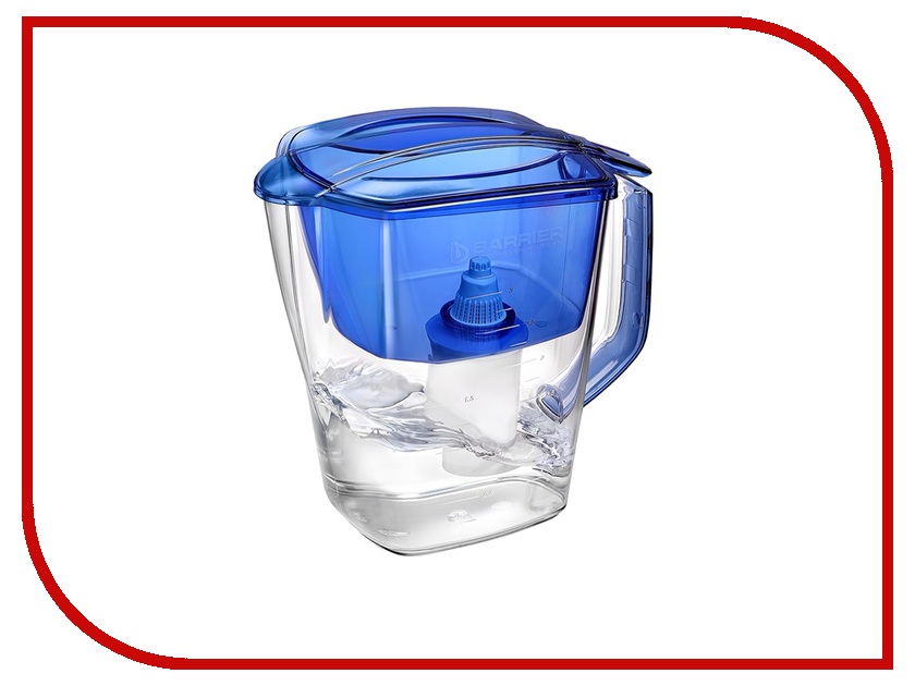 Купить Фильтр для воды Барьер Гранд Indigo