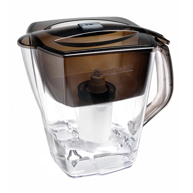 Фильтр для воды Барьер Гранд NEO Anthracite