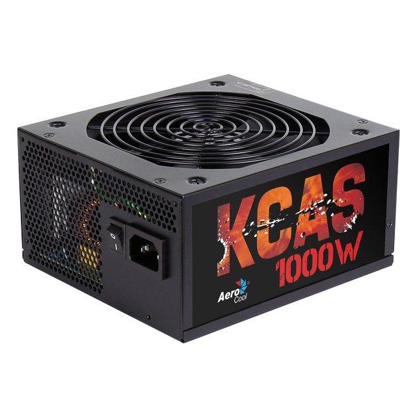 блок питания aerocool vx 750 750w Блок питания AeroCool Retail KCAS-1000M 1000W 4713105953527