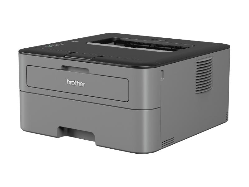 купить дешевый черно белый принтер Принтер Brother HL-L2300DR