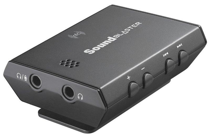 sound blaster x fi surround Звуковая карта Creative Sound Blaster E3 70SB161000000