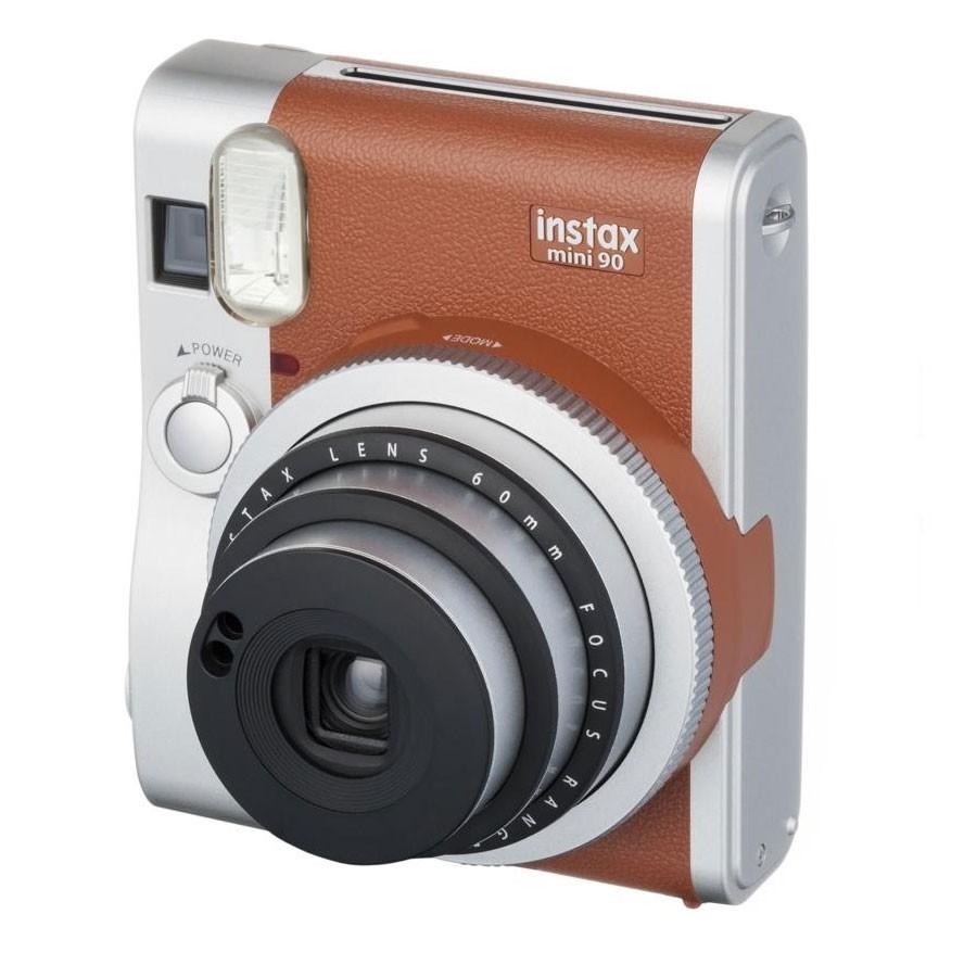 fujifilm s5 pro Фотоаппарат Fujifilm 90 Instax Mini Neo Classic Brown
