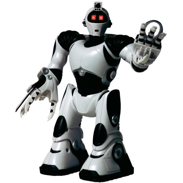 rovio wowwee Игрушка WowWee Mini Robosapien V2 8191