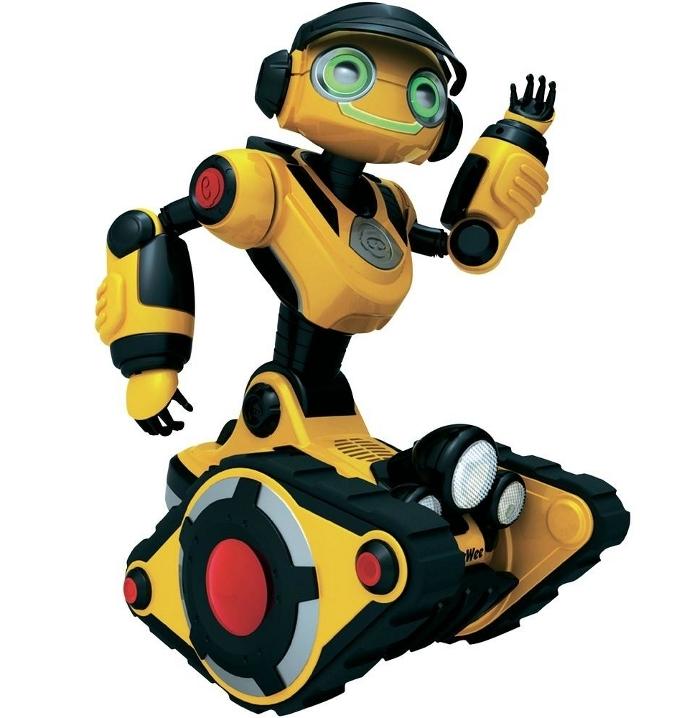 rovio wowwee Игрушка WowWee Mini Roborover 8406