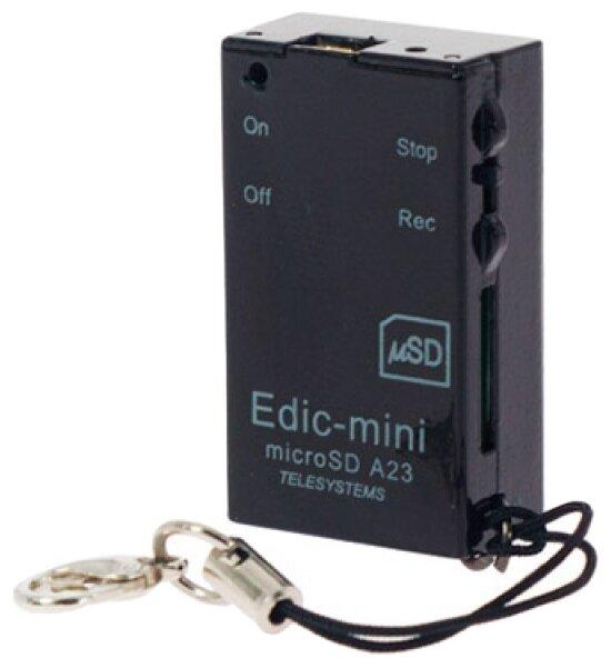 Диктофон Edic-mini microSD А23
