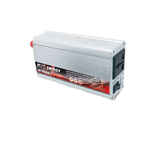 Автоинвертор AVS IN-1000W 43113 с 12В на 220В