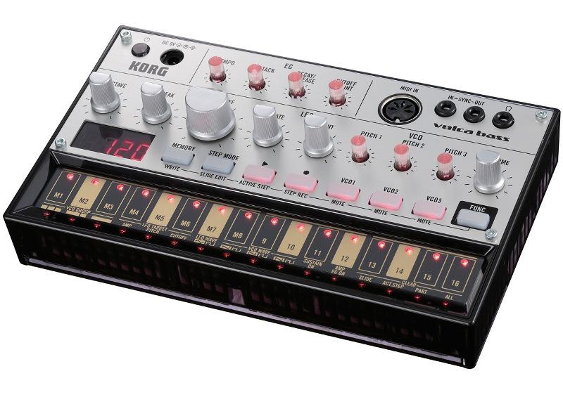 синтезатор yamaha psr s670 Синтезатор KORG Volca Bass
