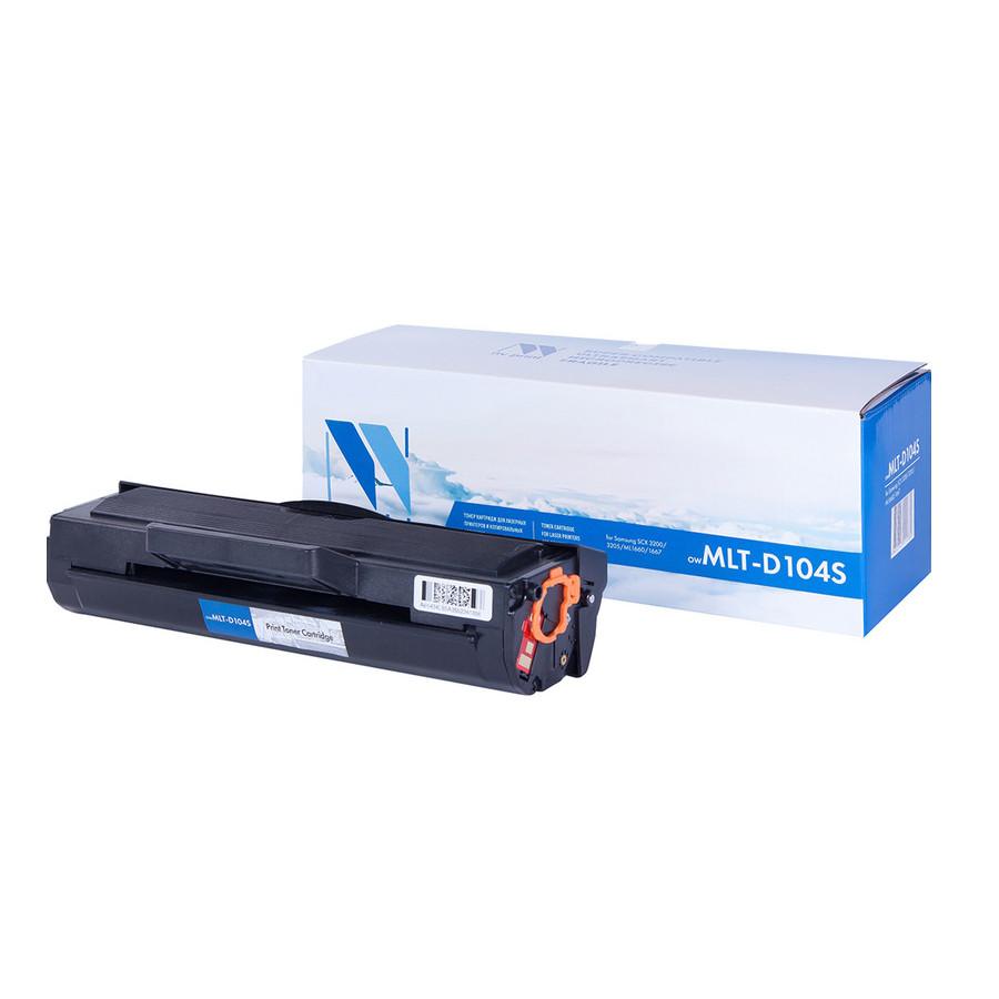 Фото - Картридж NV Print MLT-D104S для SCX 3200/3205/ML1660/1667 картридж nv print mlt d115l