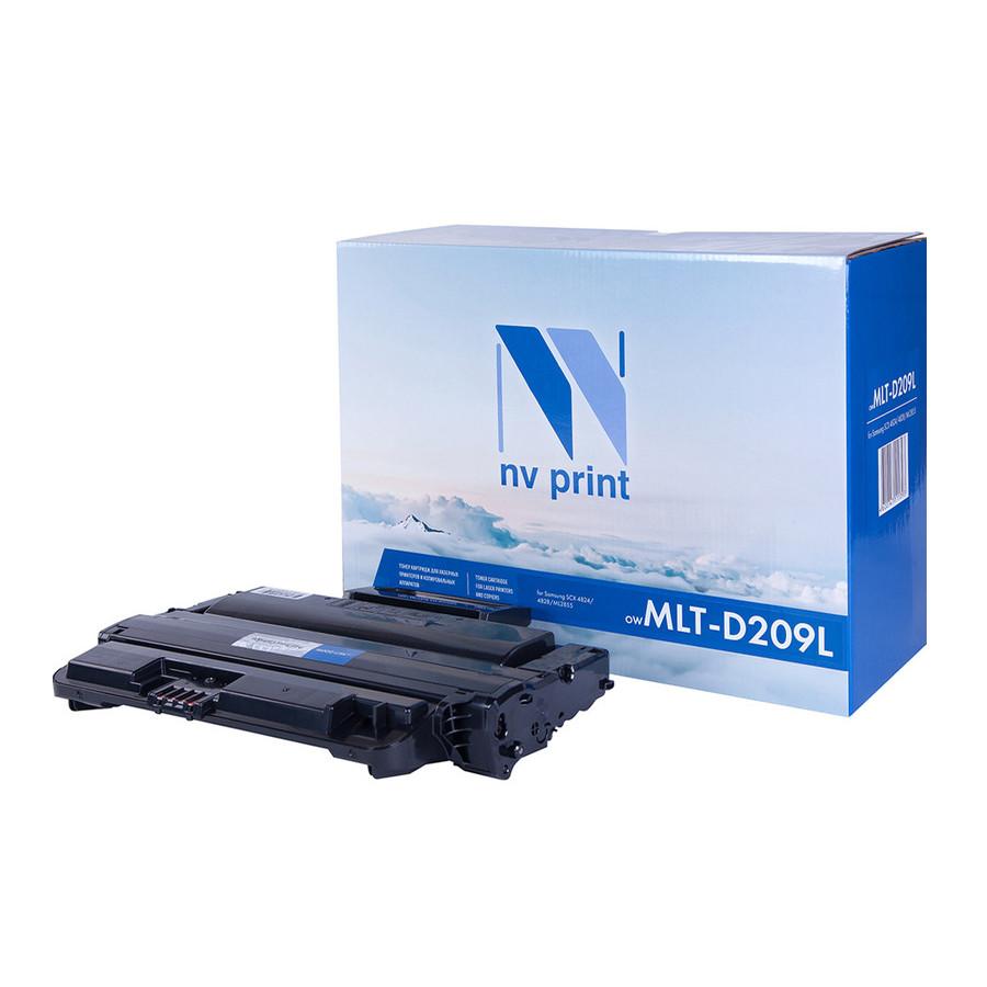 Фото - Картридж NV Print MLT-D209L для SCX 4824/4828/ML2855 картридж nv print mlt d115l
