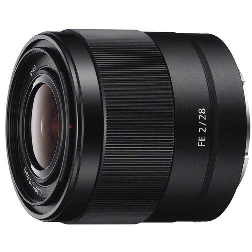 объектив fujifilm xf 56mm f 1 2 r Объектив Sony SEL-28F20 28 mm f/2 for NEX