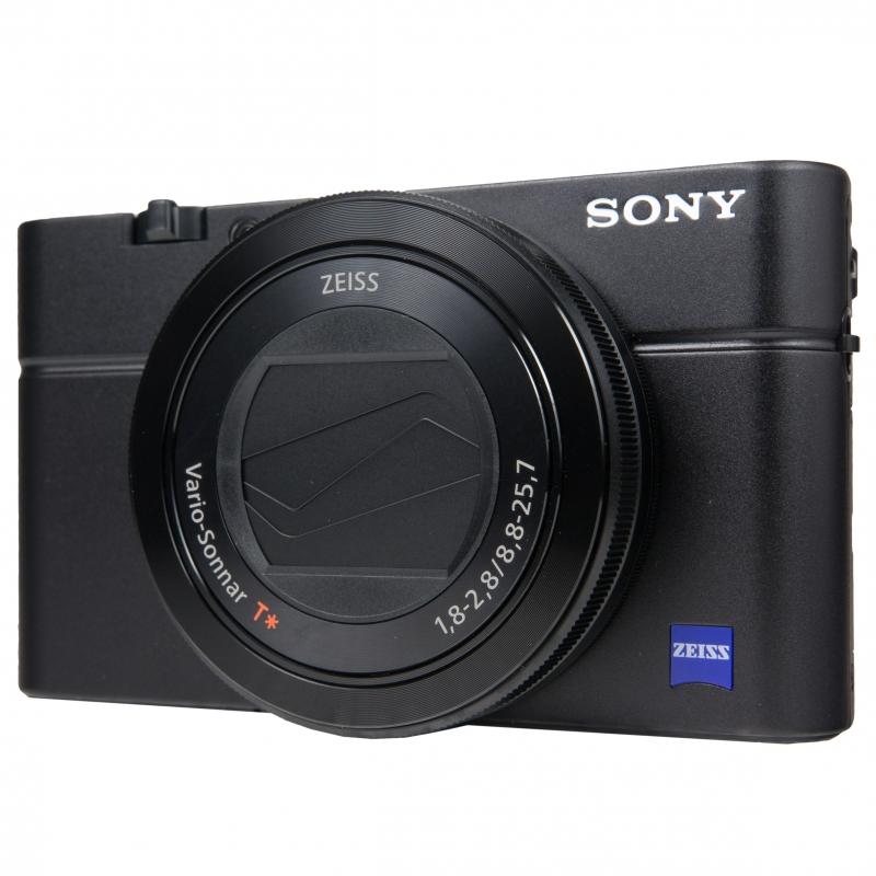 sony cyber shot hx400 купить Фотоаппарат Sony Cyber-shot DSC-RX100M4