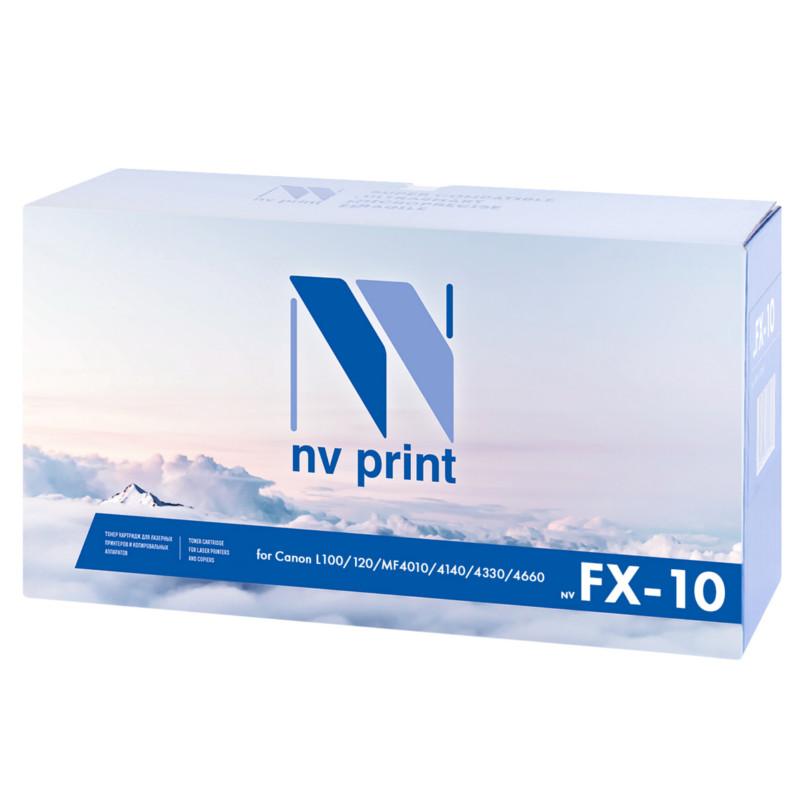 Картридж NV Print FX-10 для L100/120/MF4010/4140/4330/4660