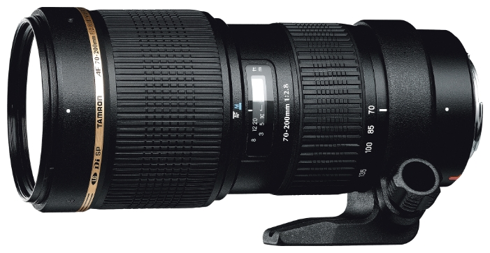 объектив fujifilm xf 56mm f 1 2 r Объектив Tamron SP AF 70-200mm f/2.8 Di LD (IF) Macro Nikon F