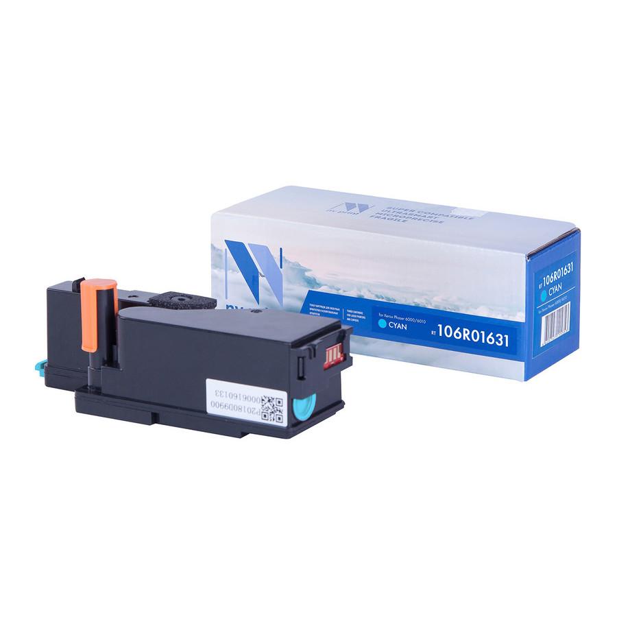картридж hp 920xl officejet cd972ae cyan для 6000 6500 7000 Картридж NV Print 106R01631 Cyan для Phaser 6000/6010
