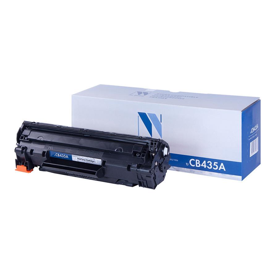 Картридж NV Print CB435A для LJP1005/1006