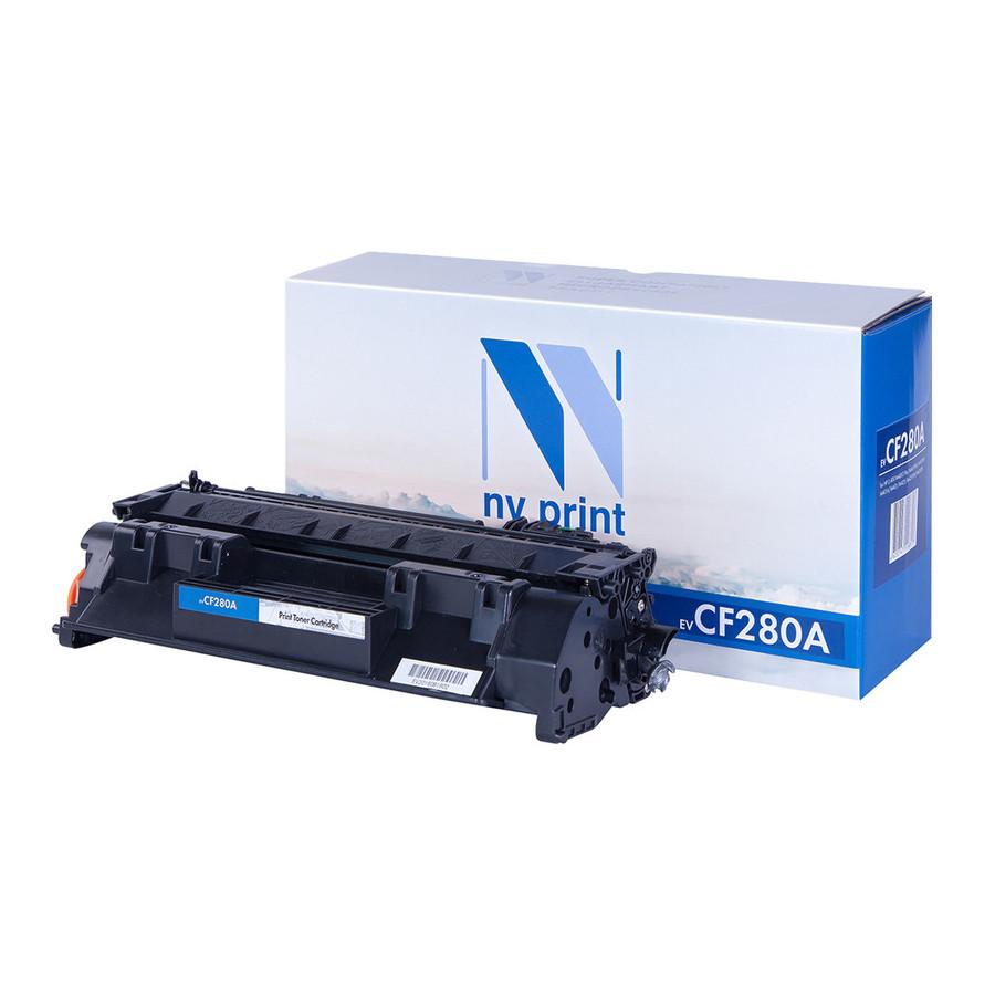 Картридж NV Print CF280A для LJ M401D/M401DW/M401DN