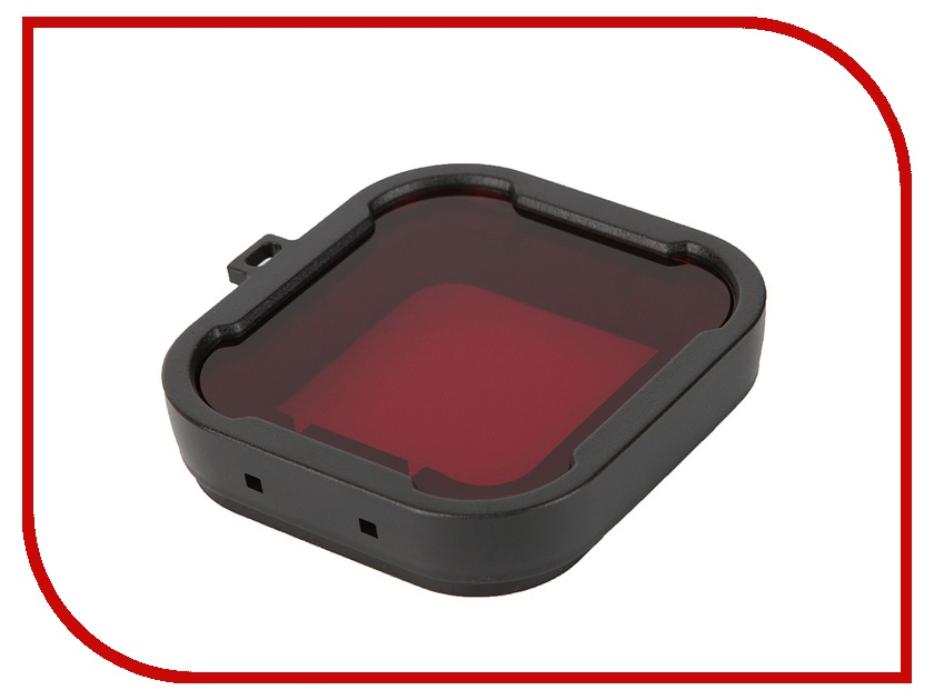 Купить Аксессуар Lumiix GP260 for GoPro Hero 4 красный фильтр