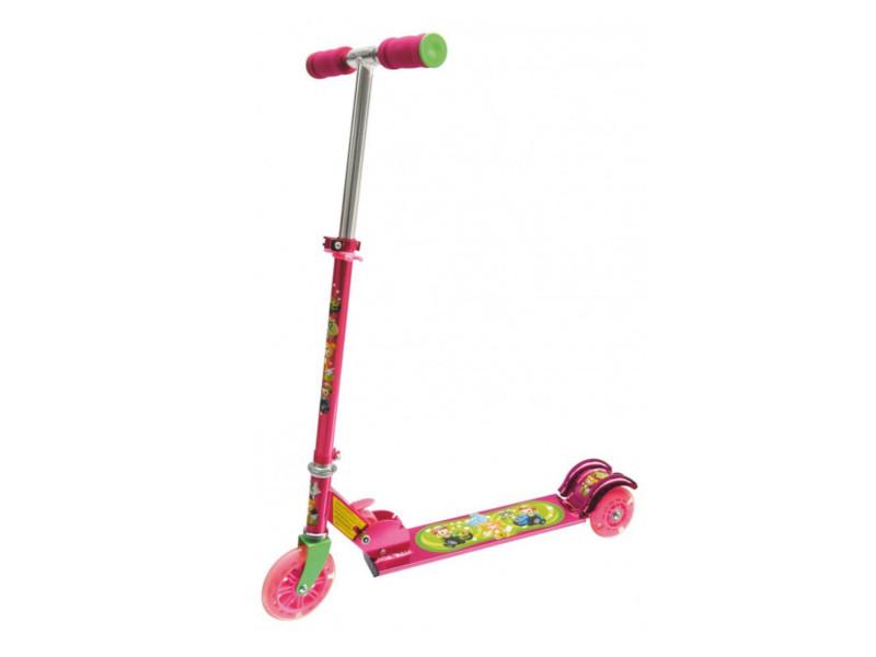 самокат tech team surf girl 2019 pink Самокат Tech Team Magic Scooter Pink