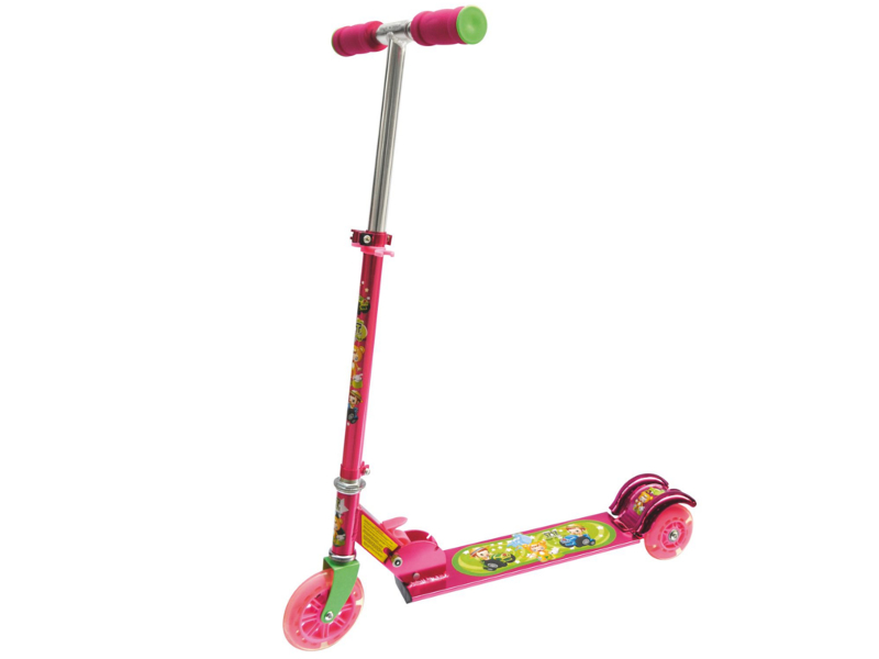 самокат tech team surf girl 2019 pink Самокат Tech Team Magic Scooter XL 2018 Pink
