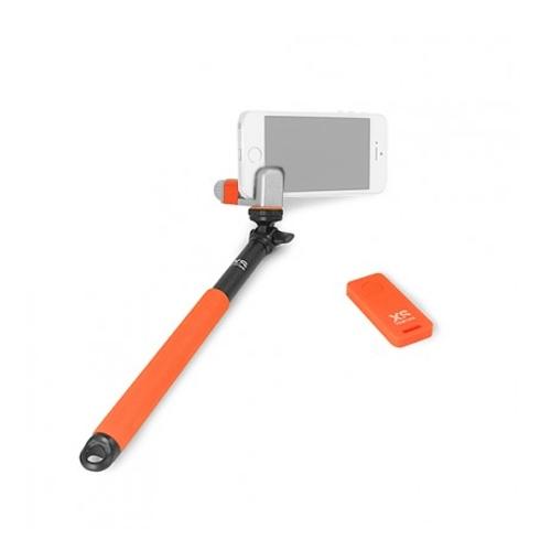 sony cyber shot hx400 купить Монопод XSories Me-Shot Deluxe MESHD/BOR Black-Orange