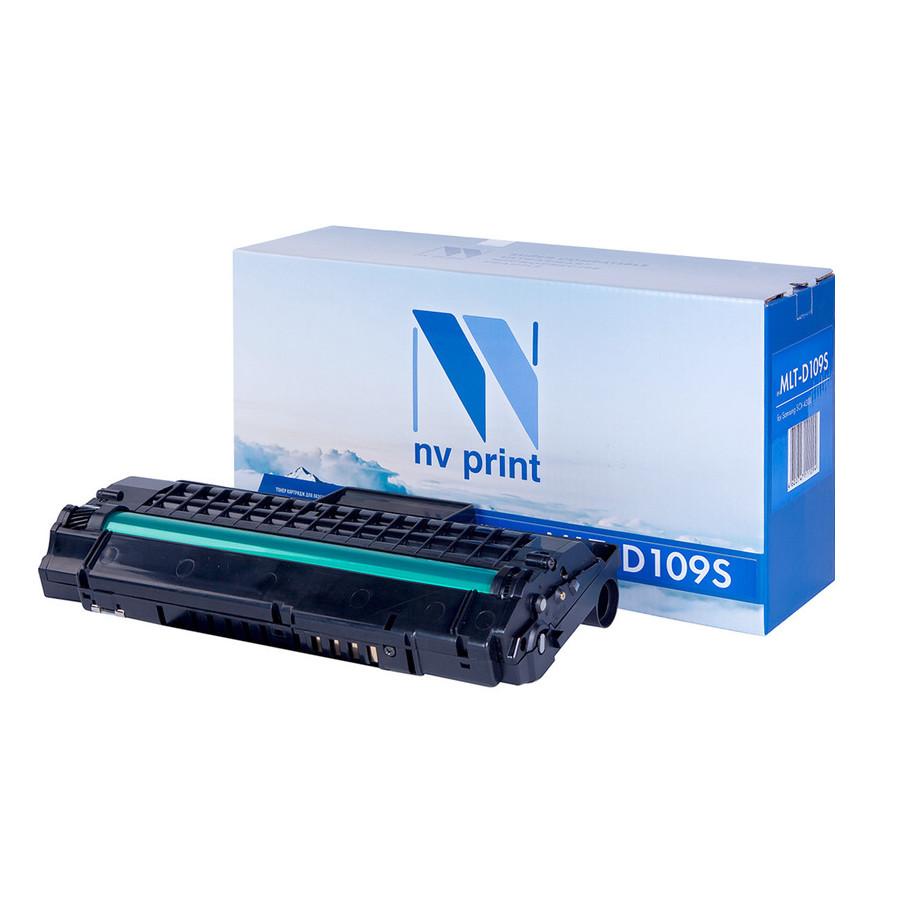 Картридж NV Print Samsung MLT-D109S для SCX-4300 2000k