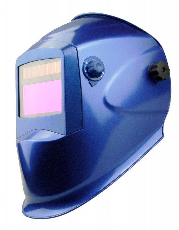 магнитный угольник foxweld fix 3 Маска сварщика FoxWeld КОРУНД-2 Blue