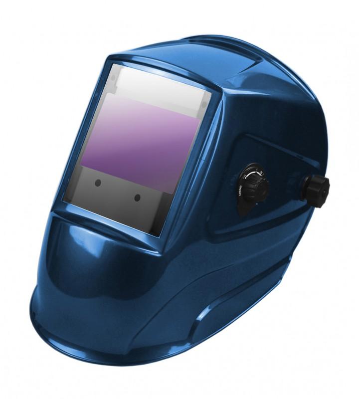 магнитный угольник foxweld fix 3 Маска сварщика FoxWeld GEFEST Blue