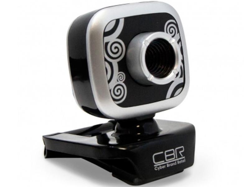 Купить Вебкамера CBR CW 835M Silver